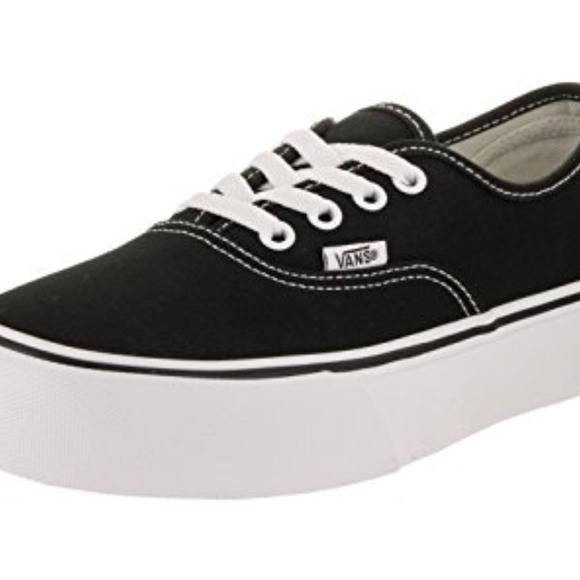 639b311fcc Authentic Black Platforms Sneakers. M 5b17122d409c15694975a3bd